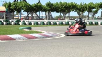 Electric karts